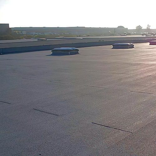 Built-up Roofing Membrane Commercial Roofing