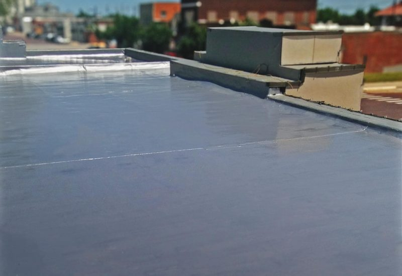 Melton Industries Commercial Roofing Solutions Roof Repair